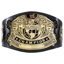 WWE Kids Undisputed Championship Replica Title Belt