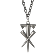 Undertaker Cross Pendant