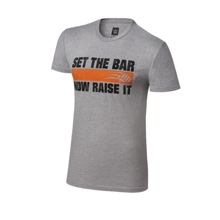 "CENA Training ""Set The Bar"" T-Shirt"