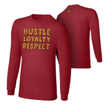 "John Cena ""HLR"" Youth Long Sleeve T-Shirt"