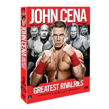 John Cena's Greatest Rivalries DVD