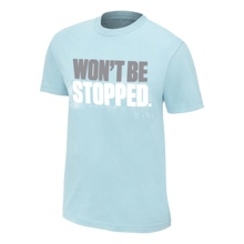 "CENA Training ""Won't Be Stopped"" T-Shirt"