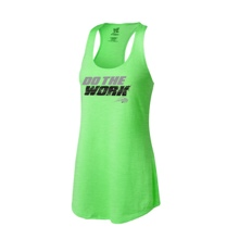 "CENA Training ""Do The Work"" Women's Racerback Tank Top"