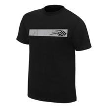 CENA Training Logo Black T-Shirt