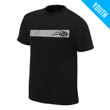 CENA Training Logo Black Youth T-Shirt
