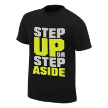 "CENA Training ""Step Up or Step Aside"" T-Shirt"