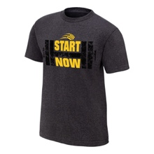 "CENA Training ""Start Now"" T-Shirt"