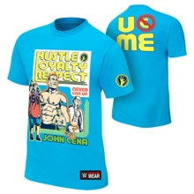 "John Cena ""Throwback"" Authentic Youth T-Shirt"