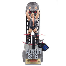 Stone Cold Steve Austin WWE Icon Series Limited Edition Resin Statue
