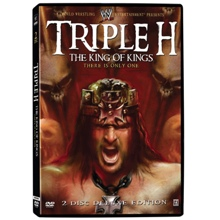 HHH King of Kings There Is Only One DVD