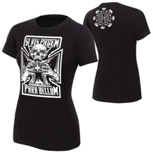 "Triple H ""Prepare For War"" Women's Authentic T-Shirt"