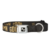 "Triple H ""That Damn Good"" Dog Collar"