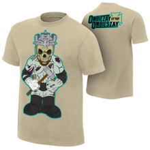 "Triple H ""Zombie of Zombies"" Zombie T-Shirt"