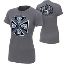 "Triple H ""Termination is Imminent"" Women's Authentic T-Shirt"
