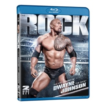 The Epic Journey of Dwayne The Rock Johnson Blu-Ray