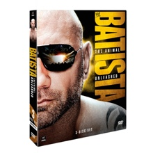 Batista: The Animal Unleashed DVD