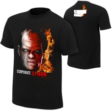 "Kane ""Corporate Demon"" Authentic T-Shirt"