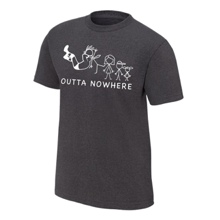 "Randy Orton ""Outta Nowhere"" T-Shirt"