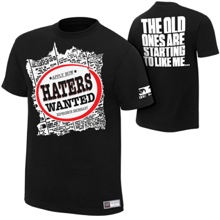 "The Miz ""Haters Wanted"" Youth Authentic T-Shirt"