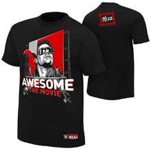 "The Miz ""Awesome: The Movie"" Youth Authentic T-Shirt"