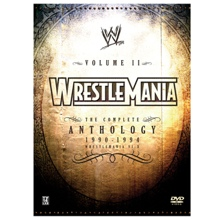 WrestleMania Vol. 2 6-10 DVD Box Set