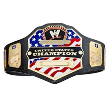 WWE United States Championship Replica Title Belt