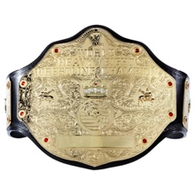 World Heavyweight Championship Commemorative Title Belt