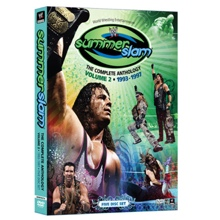 WWE: Summerslam - The Complete Anthology Vol. 2 1993-1997