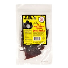 JR's Triple Threat Teriyaki Beef Jerky