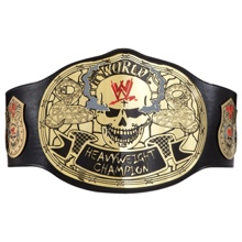 WWE Smoking Skull Kids Replica Belt