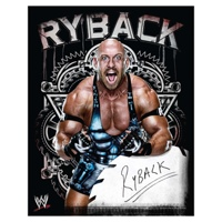 "Ryback 11"" x 14"" Signed Photo"