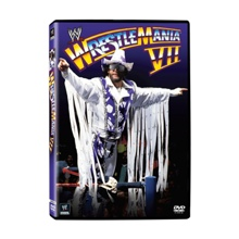 WrestleMania VII DVD