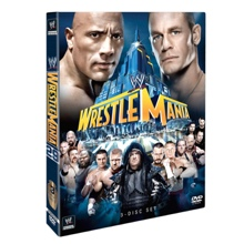 WrestleMania 29 DVD