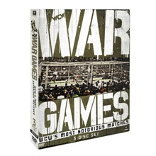 WCW War Games: WCW's Most Notorious Matches DVD