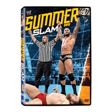 WWE SummerSlam 2013 DVD