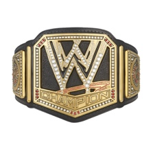 WWE Championship Kids Replica Title Belt