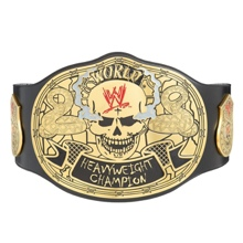 Smoking Skull WWE Championship Replica Title Belt