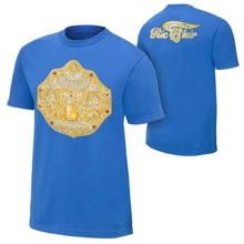 "Ric Flair ""16 Time World Champion"" Legends T-Shirt"