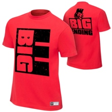 "Big E ""Big Ending"" Authentic T-Shirt"