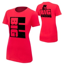 "Big E ""Big Ending"" Women's Authentic T-Shirt"