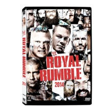 WWE Royal Rumble 2014 DVD