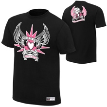 "Natalya ""Queen of Harts"" Authentic T-Shirt"