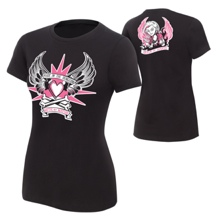 "Natalya ""Queen of Harts"" Women's Authentic T-Shirt"