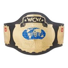 WCW Tag Team Championship Replica Title Belt