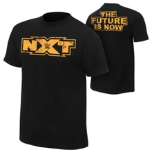 "NXT ""The Future Is Now"" Authentic T-Shirt"