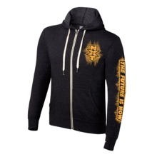 "NXT ""The Future Is Now"" Lightweight Full-Zip Hoodie Sweatshirt"