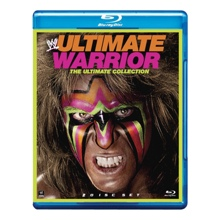 Ultimate Warrior: The Ultimate Collection Blu-ray