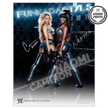 Funkadactyls Signed 11 x 14 Photo