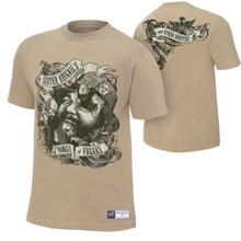 "Wyatt Family ""Family of Freaks"" Authentic T-Shirt"