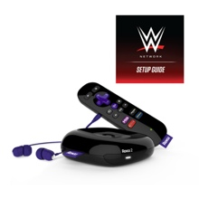 Roku 2 Starter Kit with WWE Network Setup Guide